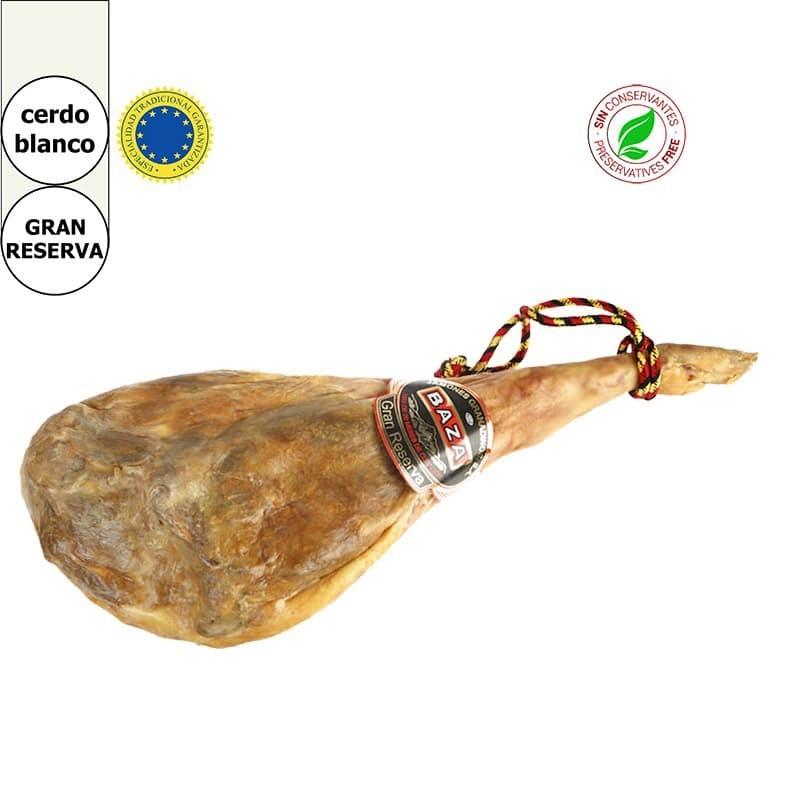 Serrano Schinken Gran Reserva - Ohne Konservierungsstoffe